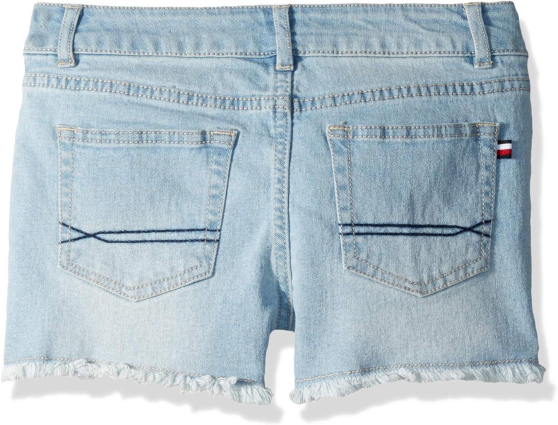 Tommy Hilfiger Girls Big 5-Pocket Denim Short