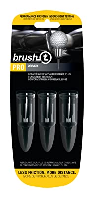 Brush-t 3 Pack - Driver (2.2 inch)
