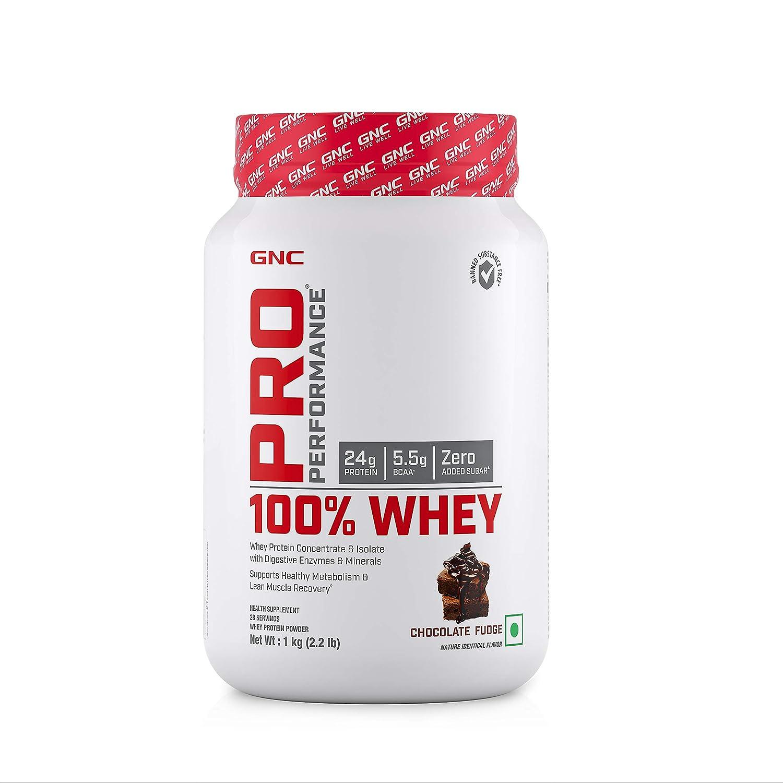 Best Protein at GNC
