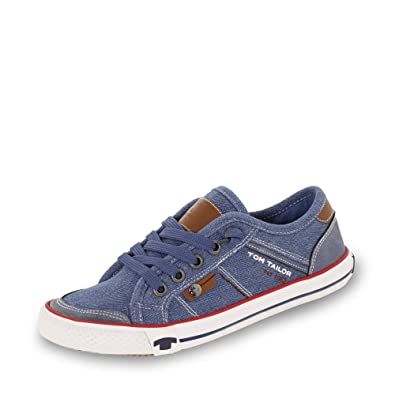 promo codes various colors online here Tom Tailor 4870001 Kinder Jungen Sneaker aus Textilmaterial ...