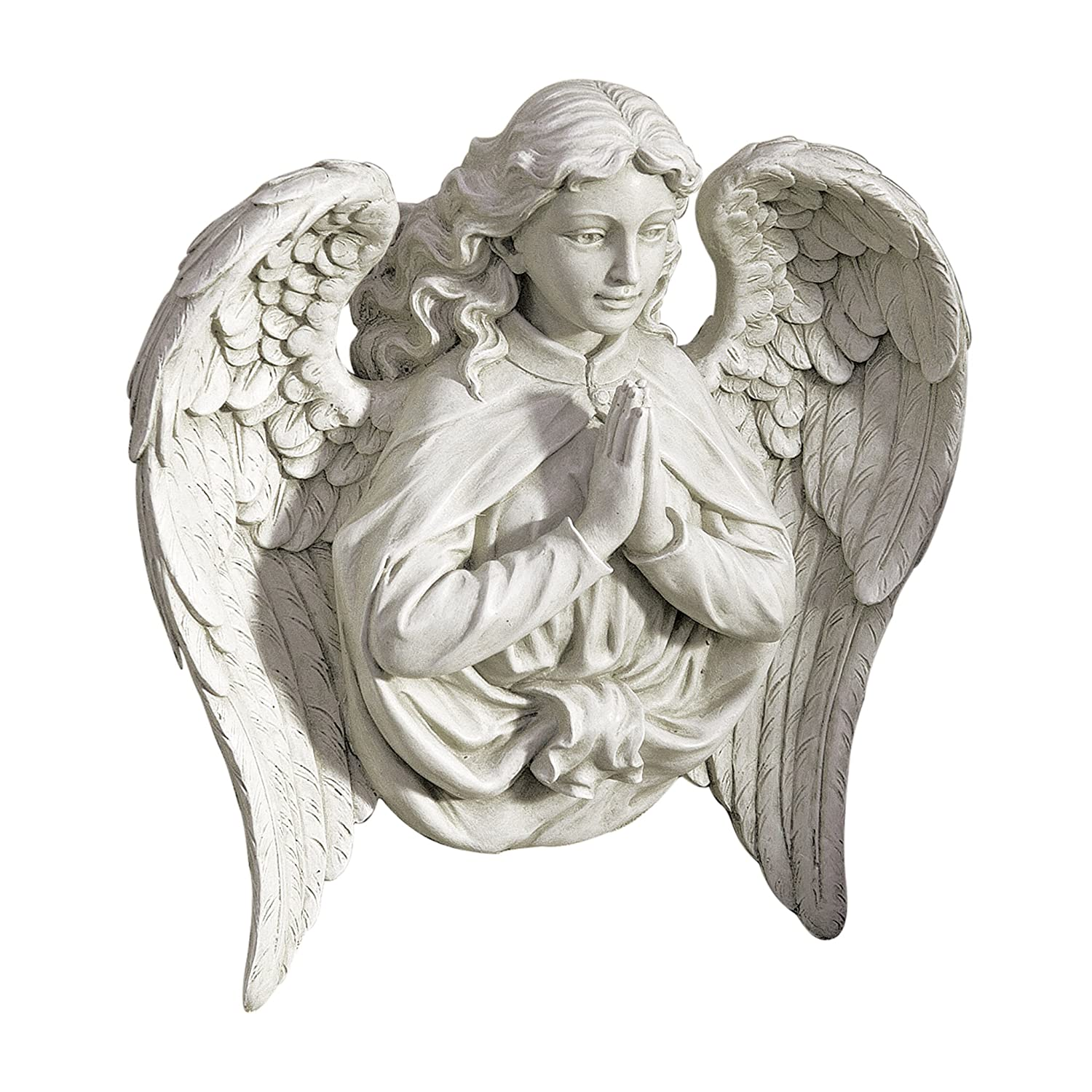 CDM product Design Toscano NG34885 Angel from The Ashes Wall Sculpture big image