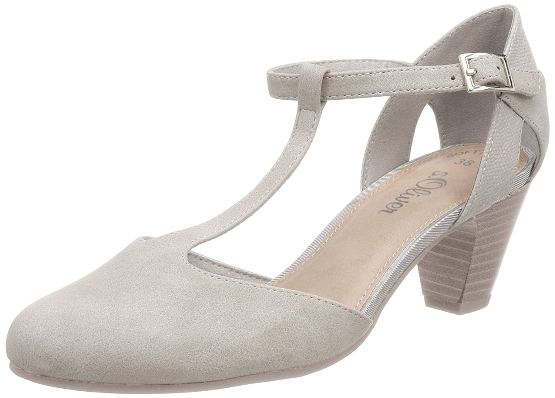 TALLA 40 EU. ser 24400, Zapatos de Tacón para Mujer