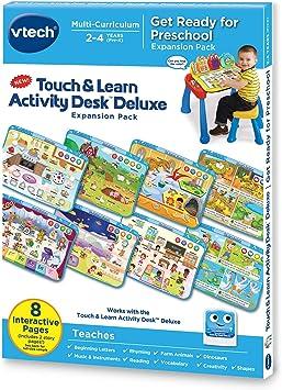 taille 7 capture dernière conception VTech Touchez et Apprendre Bureau activité de Luxe Pack d ...