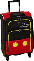 American Tourister Disney Mickey Mouse Pants Softside Spinner 21
