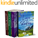The True Love Travels Series Box Set: Books 1-4 Complete Sweet Romance Box Set