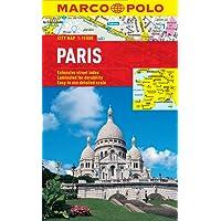 Paris Marco Polo City Map (Marco Polo City Maps)