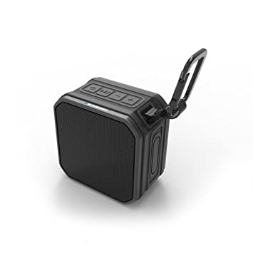 BLAUPUNKT BLP6100 Enceinte Anti-Choc Etanche Bluetooth (Noir)