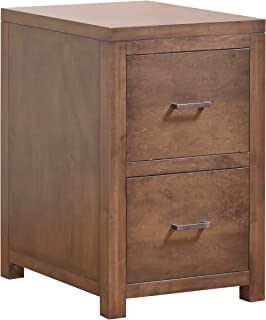 product image for DutchCrafters Amish Solid Wood 2-Drawer Office Filing Cabinet Made in America