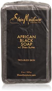 Review Shea Moisture African Black