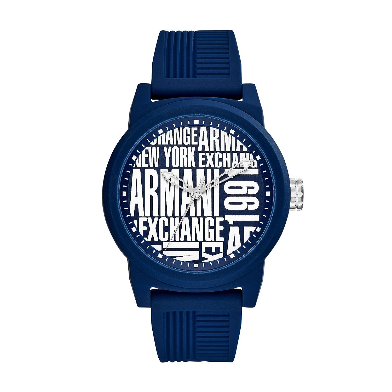 Watch Armbanduhr Mit Quarz Armani Exchange Smart Herren Analog RAjL534q