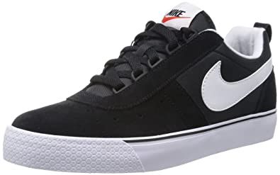 Nike Men's Hitachi Low Black/White Casual Shoe 8 Men US