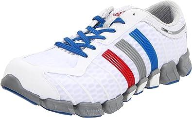 online store 28eae b8c2a adidas Men's Cc Ride M Running Shoe,Running White/Blue Beauty/Red,