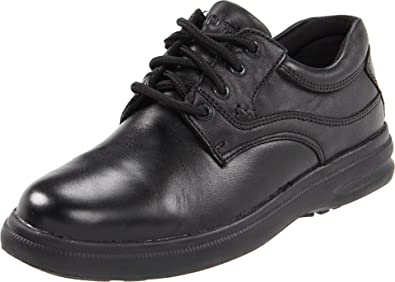 Hush Puppies Men's Glen Oxford,Black,7 WW US