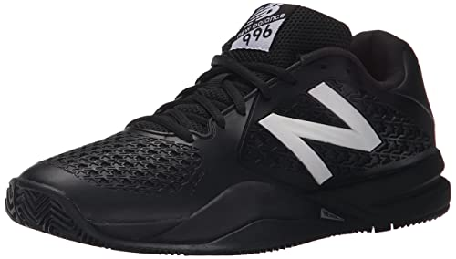 New Balance Herren 996v2 Tennis Shoe, Black, 42 EU: Amazon