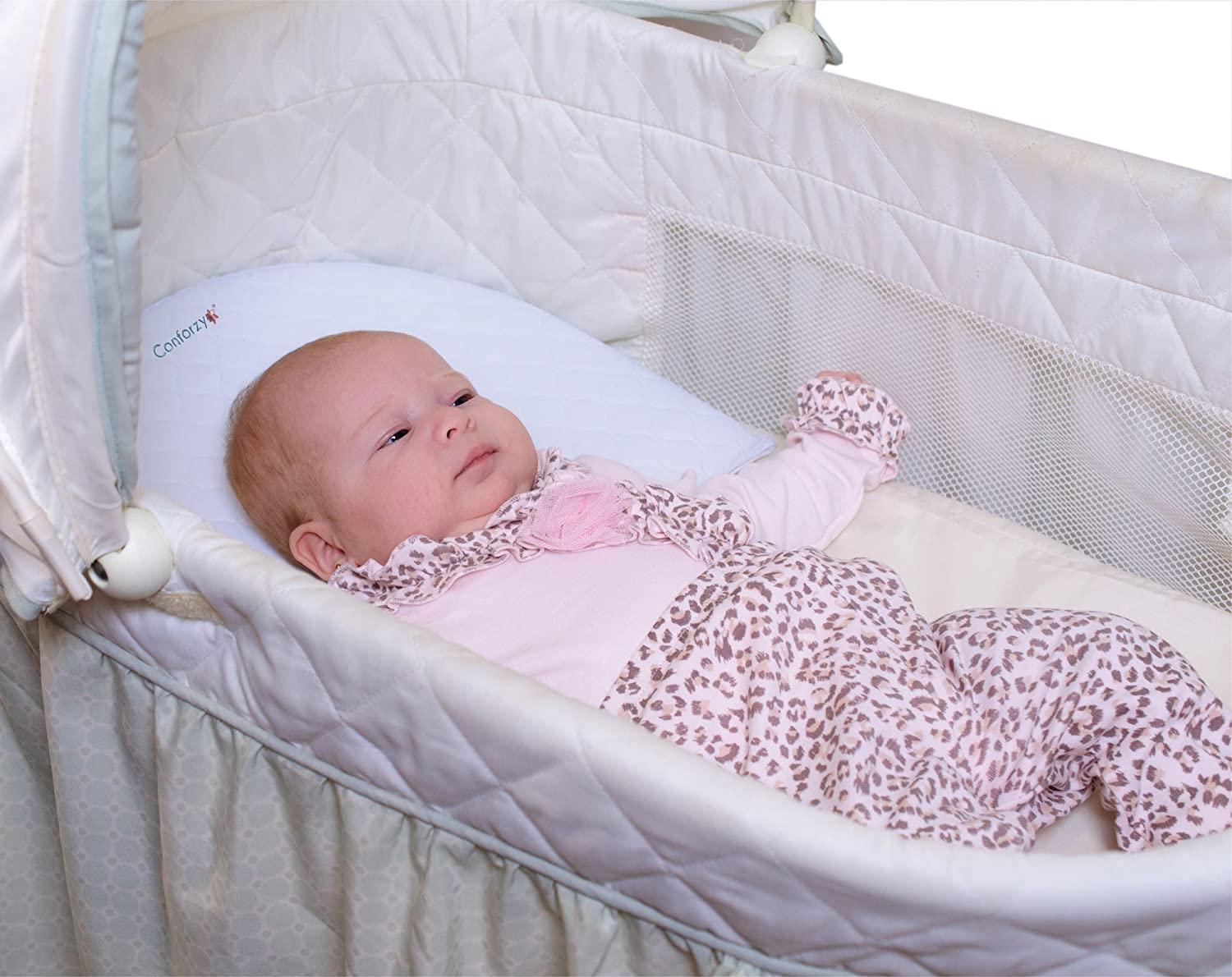 Baby bed for reflux -  Universal Bassinet Wedge 13 77 X 12 20 X 2 55 The Only Bassinet Wedge On The Market That Meets All The Consumer Product Safety Requirements Baby