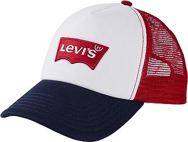 Levis kids Nn90027 Cap Gorra, Rojo (Dark Red 37), Talla única ...