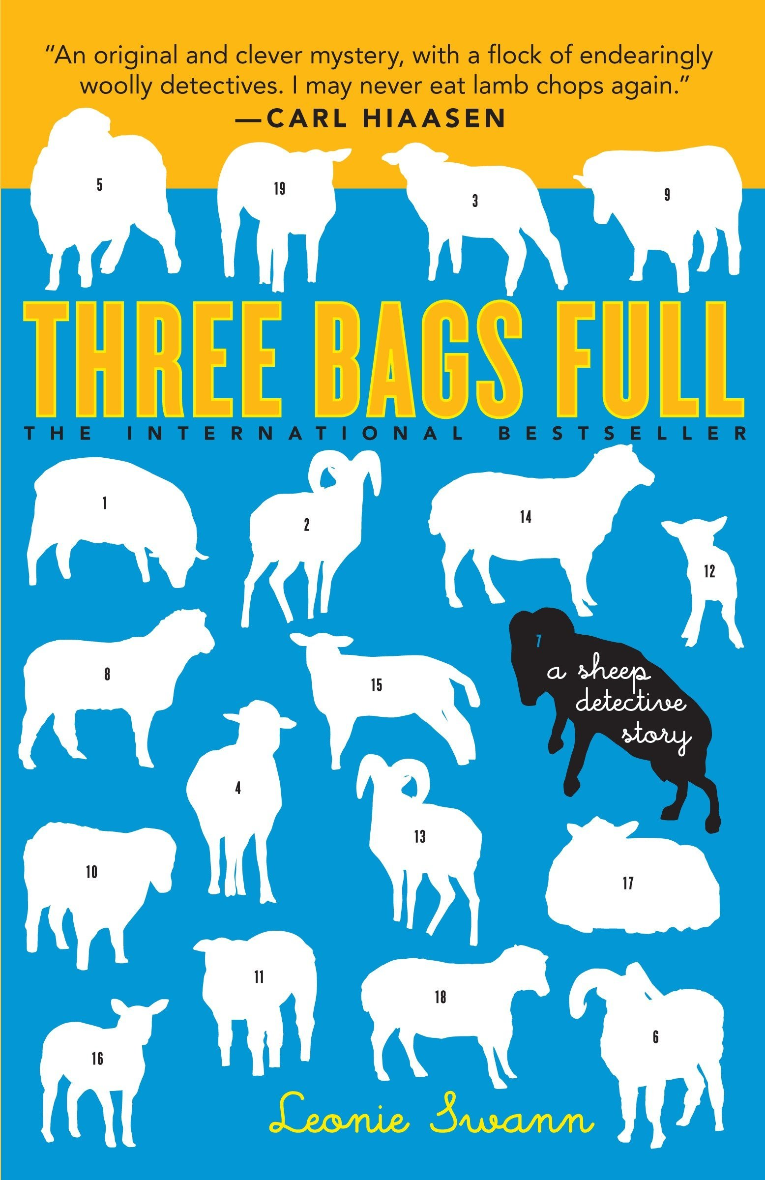 Read Online Three Bags Full: A Sheep Detective Story PDF