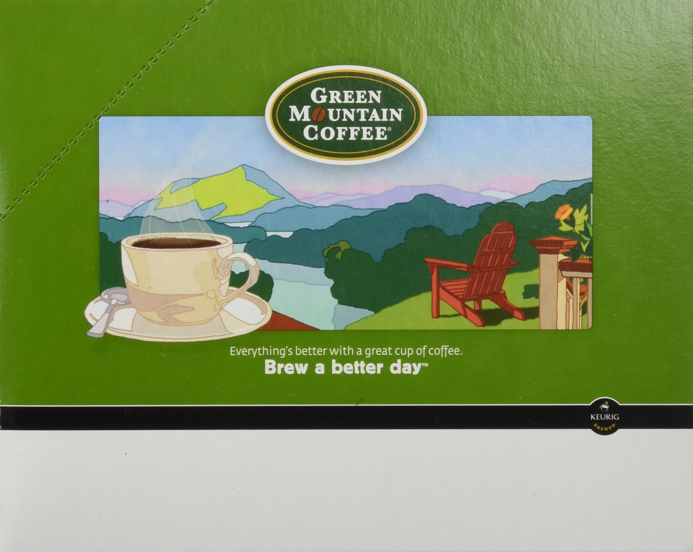 Green Mountain Coffee K-Cups, Dark Magic, K-Cup Portion Pack for Keurig Brewers (Pack of 48)