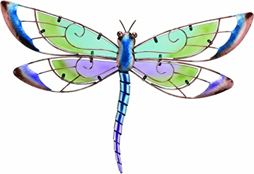 Regal Art Gift Dragonfly Wall Decor, Purple