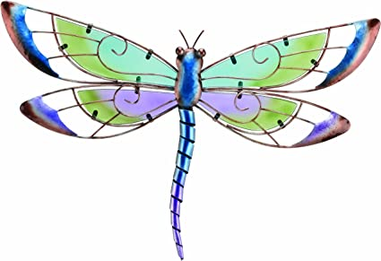Regal Art U0026 Gift Dragonfly Wall Decor, Purple