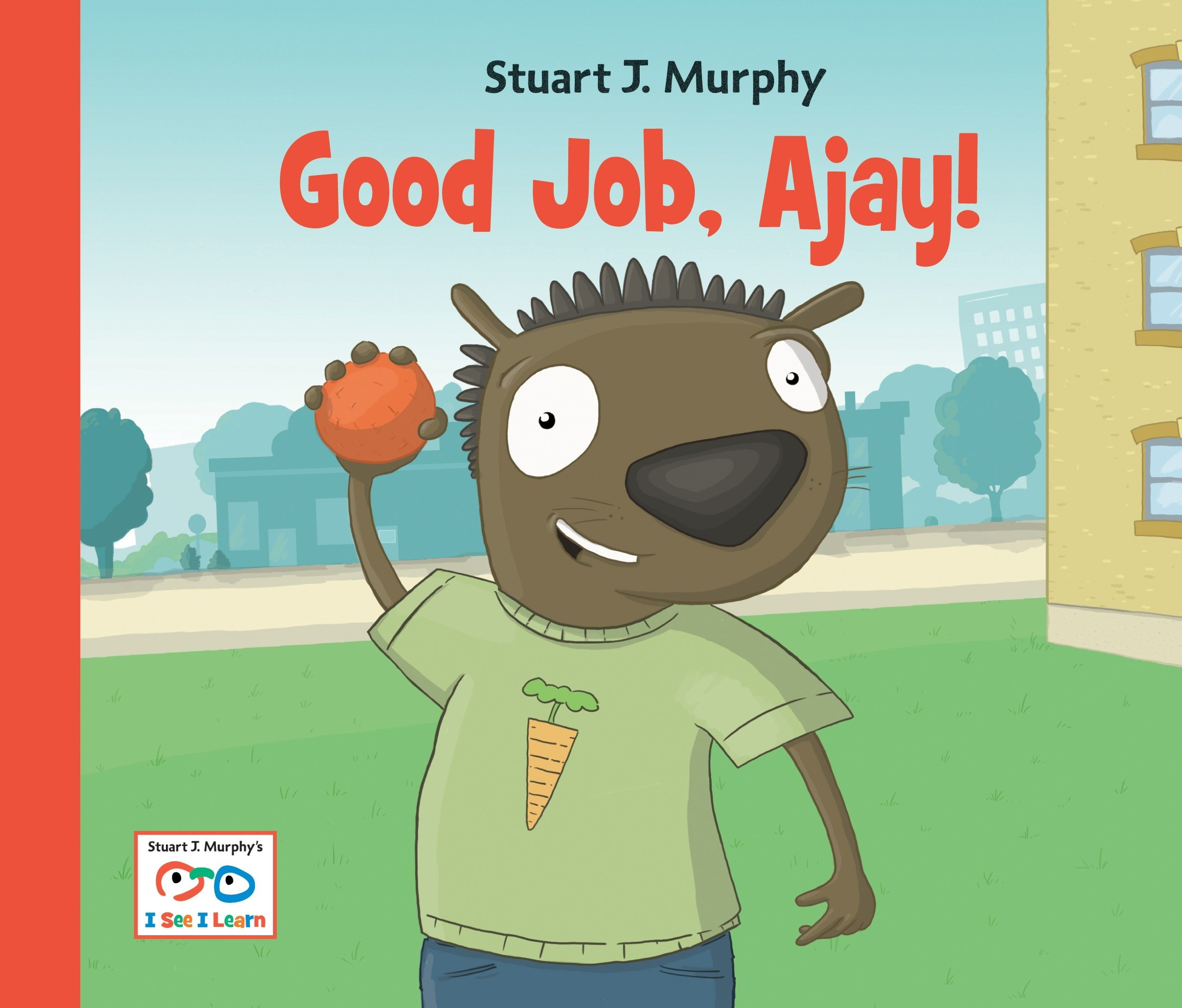 Good Job, Ajay! (I See I Learn) PDF ePub ebook