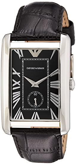 46259549793 Image Unavailable. Image not available for. Colour  Emporio Armani Analog  Black Dial Men s Watch - AR1604
