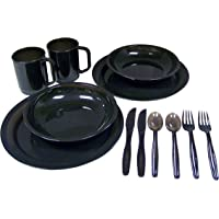 Coleman 2 Person Dinnerware - Colours May Vary