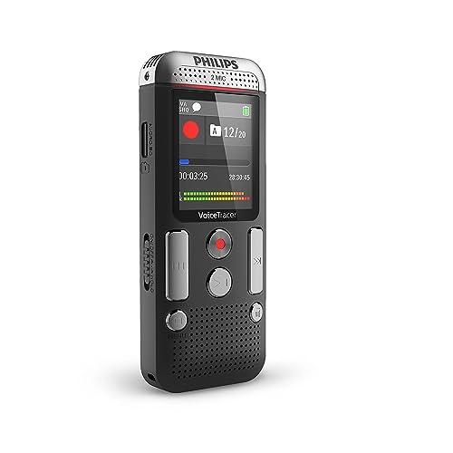 Philips DVT 2510 Grabadora de voz profesional