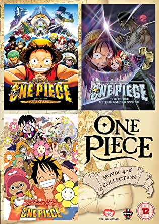 Amazon com: One Piece: Movie Collection 2 [DVD]: Movies & TV