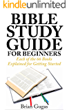Bible Study Guide for Beginners (The Bible Study Book 1) (English Edition)