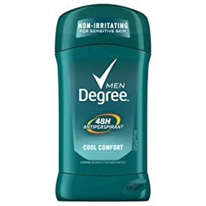 Degree Men Anti-perspirant, Cool Comfort 2.7 Oz (Pack of 2)