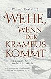 Wehe, wenn der Krampus kommt: 12 bayerische Weihnachtskrimis