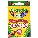 Crayola Crayons, 16 CT