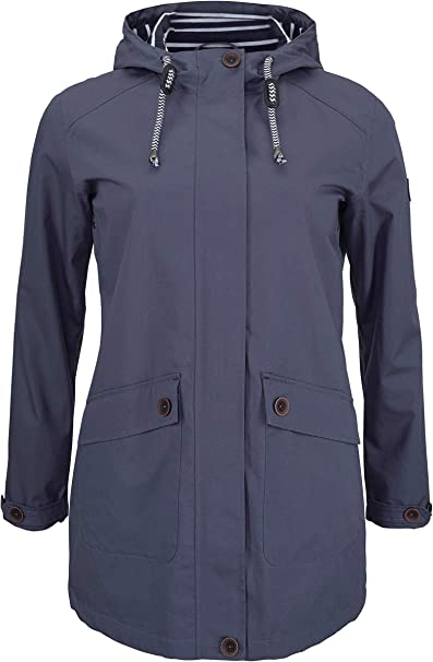 Polarino Damen Skijacke Jacke: : Bekleidung