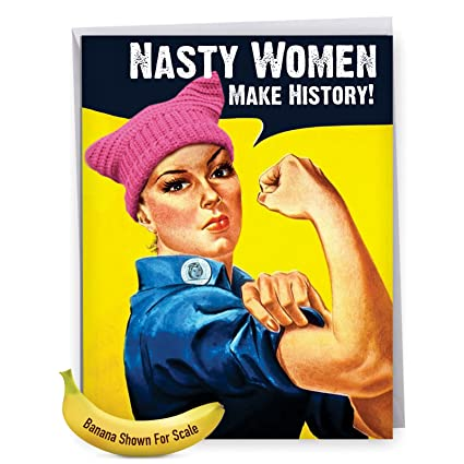 Amazon Retro 85 X 11 Happy Birthday Card For Women