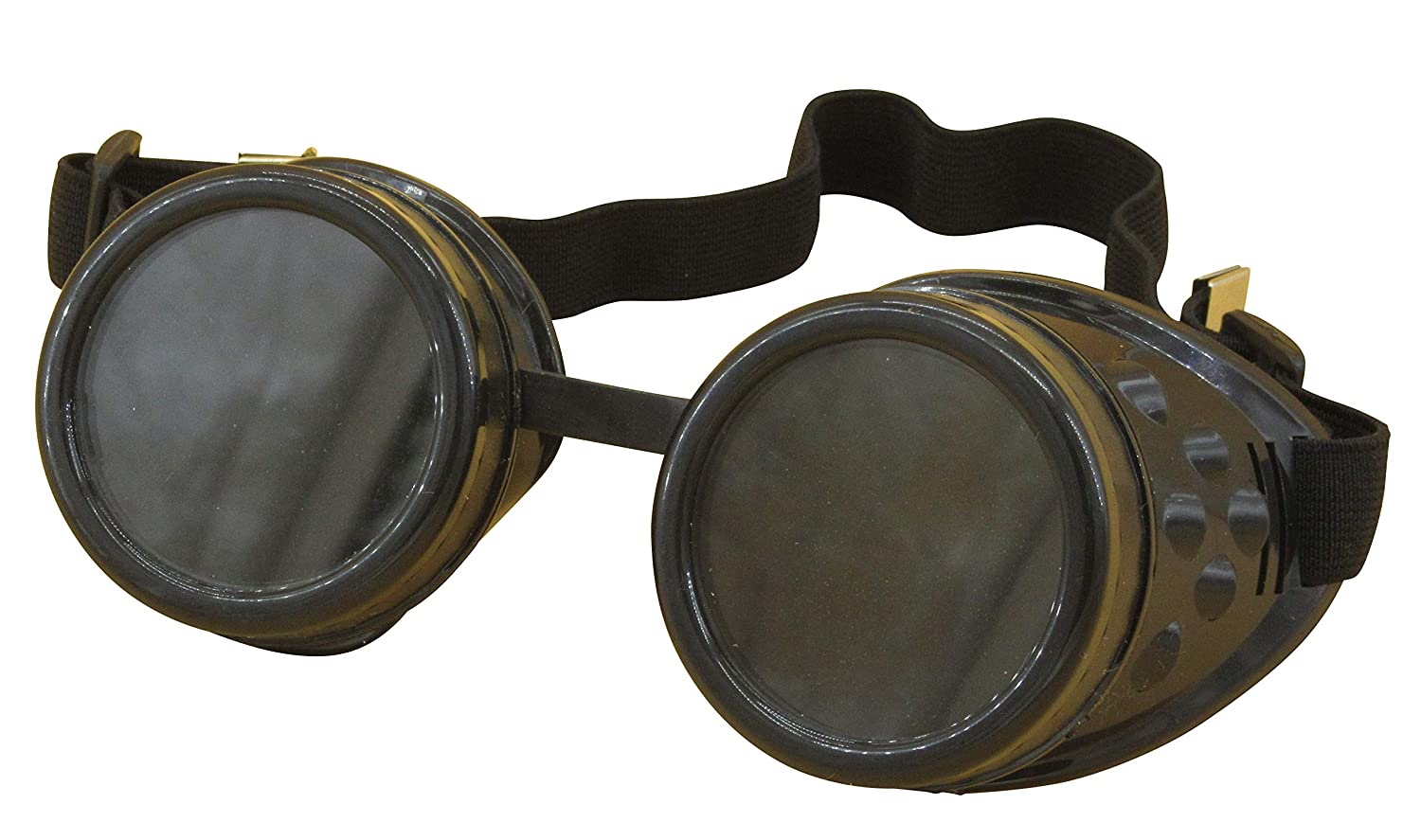 Yarizm Steampunk Goggles Cyber Welding Goth Cosplay Glasses
