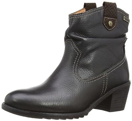 Pikolinos Andorra 9811, Botines para Mujer, Negro (Black), 41 EU: Amazon.es: Zapatos y complementos
