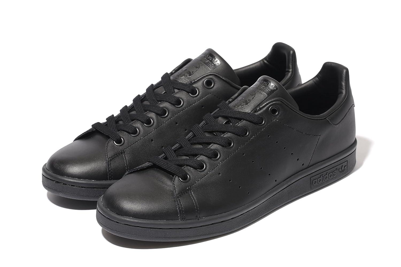 日本国内正規品 adidas アディダス オリジナルス スタンスミス 〔STAN SMITH〕 ブラック/ブラック M20327 B077M4DWJ8 27.5cm