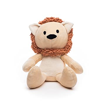 Amazon Com Bears For Humanity Organic Lion Animal Pals Plush Toy