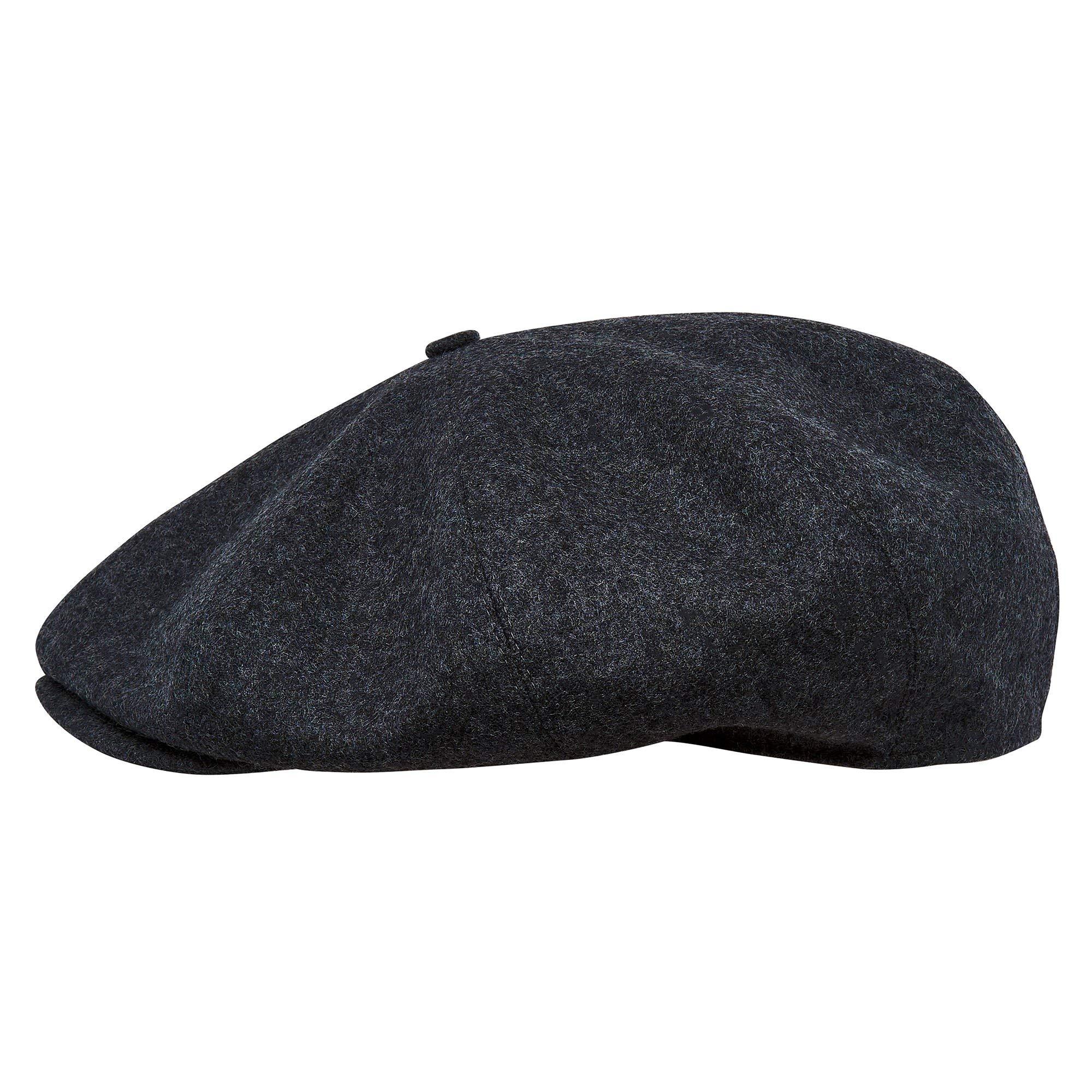 Sterkowski Peaky Blinders Cap | Wool Newsboy Cap for Men | Warm Classic 8 Panels Hat
