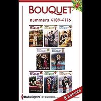 Bouquet e-bundel nummers 4109 - 4116