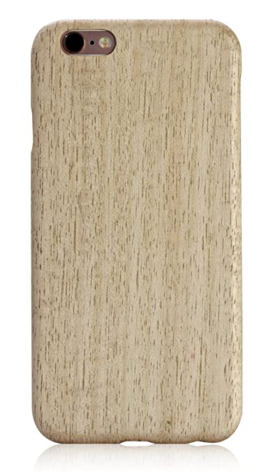 12 opinioni per PITAKA iPhone 6 / iPhone 6s Custodia Cover Case legno durevole protettiva per