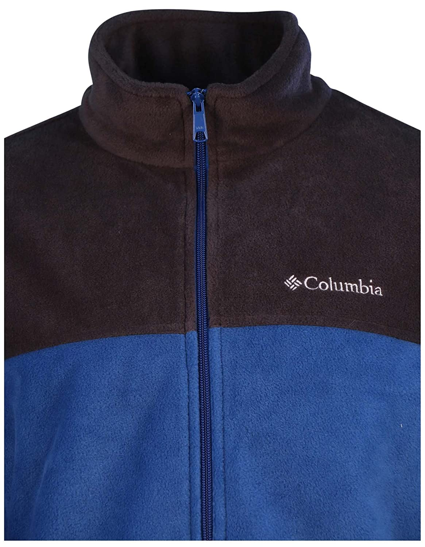 e64bc8fd171 Columbia Mens Steens Mountain Full Zip 2.0 Soft Fleece Jacket Columbia  Men  s Sportswear WM3220