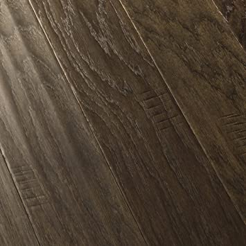 Armstrong Rural Living Misty Gray Engineered Hardwood 12 X 5