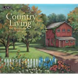 Lang 2017 Country Living Wall Calendar, 13.375 x 24 inches (17991001905)
