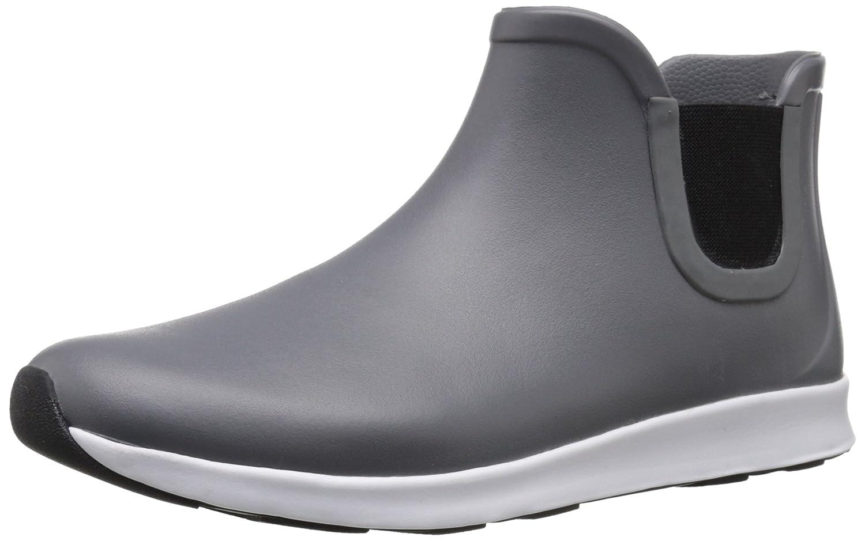 native Men's Apollo Rain Shoe B011PLM9LU 9 B(M) US Women / 7 D(M) US Men|Dublin Grey/Shell White/Jiffy Black Rubber
