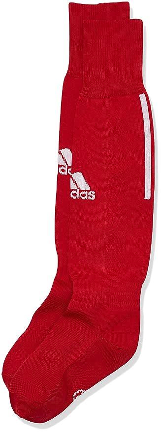 the best attitude 88546 99775 adidas Kinder Santos 3-Stripe Stutzen Power redWhite 34-36