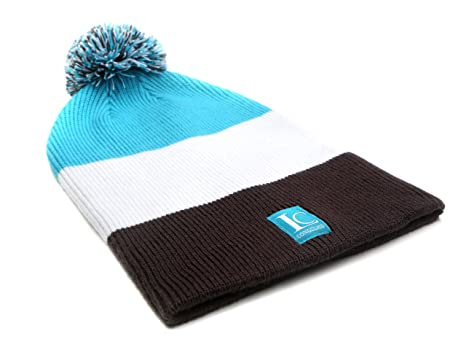 3d0a028bf6d LONGCLASS Warm Long Trendy Soft Beanie Bobble Winter Hat Ski Cap Snowboard Hat  Pointed Hat Cool Ski Hat with Pom Pom Bobble Hat Men s Women s Turquoise ...