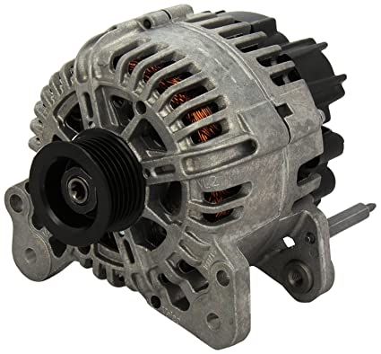 Amazon.com: AUDI A1 A3 8P1 A1 8X1 8Xf SEAT Ibiza SKODA VW Golf Alternator VALEO 1.2-2 2002-: Automotive
