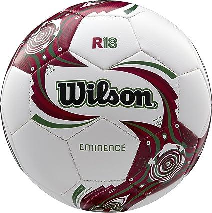 Wilson, Balón de fútbol, Diseño WC18 Portugal, Tamaño 5 oficial ...